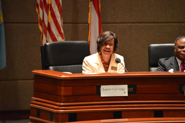 Chief Judge Gail S. Tusan discusses the role of Chief Judge