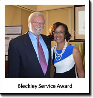 Bleckley Distinguished Service Award