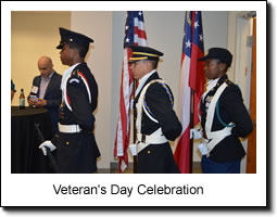 Judge Bedford Gives Veterans Day Address