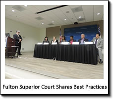 Fulton Superior Court Shares Best Practices